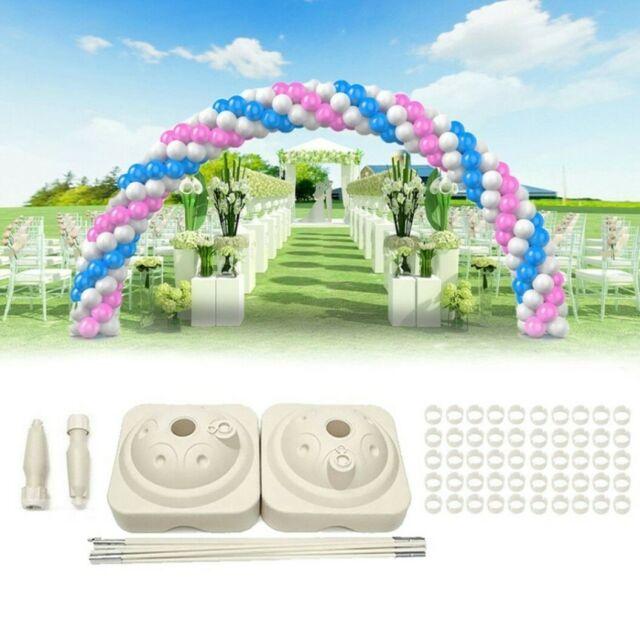 Ballon Bogen Bodenständer Ballon Base Luftballon Ständer Geburtstag Party Deko
