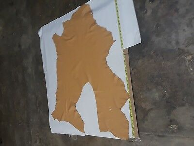 Italian Cowhide Top Quality  leather skin hide bronze sheen brown 10 Sq.Ft 4 oz