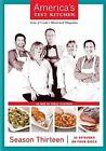 America S Test Kitchen Season 13 0841887018814 DVD Region 1 P H