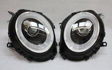 LED BAR SET FANALI BMW MINI COOPER R55 R56 R57 NERO INDICATORI LED