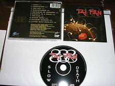 TAI PAN - Slow death       1995     SHARK Records 108     1.press  NOT BOOT