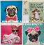 20cm-metal-vintage-style-Pug-lover-gift-breed-characteristics-hang-sign-plaque thumbnail 3