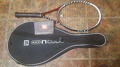 Wilson NCode Hope Pro racquettball racquet