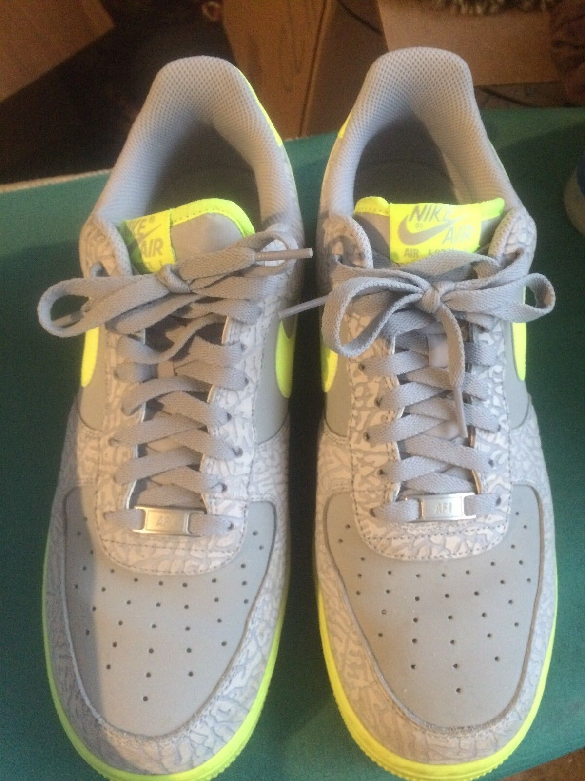 Uomo Nike Air Force 1 Shoes -Size 11.5