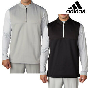 5fcc5bb32b43 Image is loading Adidas-Climawarm-Debossed-Thermal-Gilet-Breathable- Insulation-Mens-