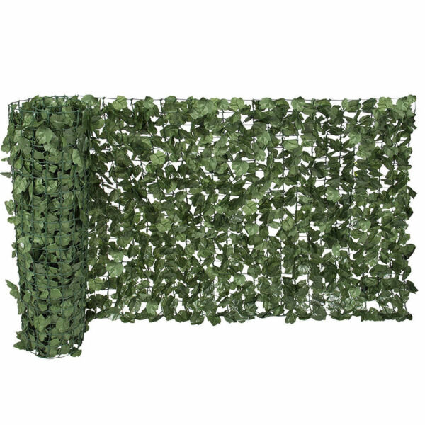 Sky1411 Best Choice Products Faux Ivy Privacy Fence Screen