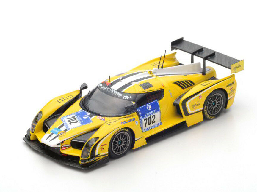 Spark Model 1 43 SG242 SCG003C  702 24H Nurburgring 2016 NEW