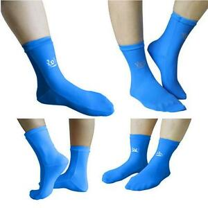 Neoprene-Diving-Scuba-Surfing-Swimming-Socks-Water-Sports-Snorkeling-Boots-UK