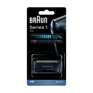 BRAUN-Series-1-Foil-amp-Cutter-11B-Replacement-Black-Parts-Made-Germany-SB