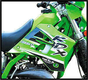 KDX200 (97-07) AND KDX220 (97-07) STOCK GAS TANK Reproduction