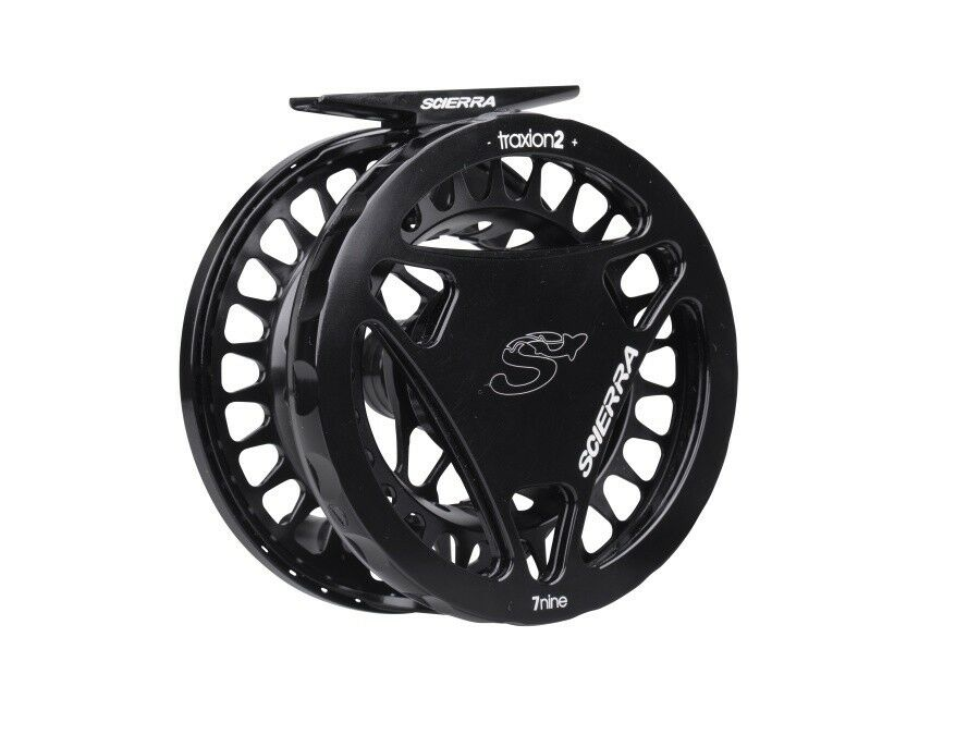 Scierra Traxion 2 Water tight drag Fly reel  Spare spool also available