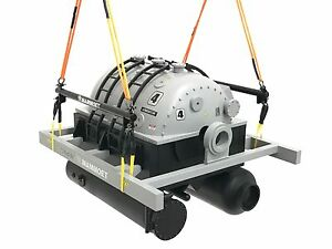 Weiss-Brothers-WBR009-Mammoet-Generator-Set-w-Lifting-Kit-New-Release-1-50-MIB