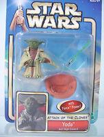 Yoda Jedi High Council 53 Star Wars Saga 2002 Attack Of The Clones