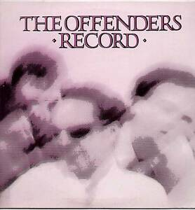 OFFENDERS-RECORD-1982-US-12-TRACK-LP-RECORD-GENERIC-RECORDS-G-O-001