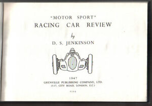 Racing-Car-Review-1947-by-Jenkinson-Alfa-Romeo-Alta-ERA-Maserati-Mercedes-Benz