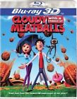 Cloudy With a Chance of Meatballs 3d - Blu-ray Region 1