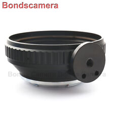 Hasselblad V CF Lens to Nikon F mount Camera adapter Tripod mount DF D800 D7100