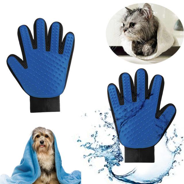 Tierhaar-Handschuh Haustier Massage Haarentferner
