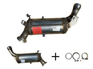 Dieselpartikelfilter-DPF-Mercedes-Benz-C200-C220-CDI-W204-S204-Katalysator