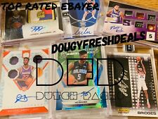 40 CARD LOT OLD NEW UNOPENED BASKETBALL CARDS IN PACKS W/ AUTO OR JERSEY READ!