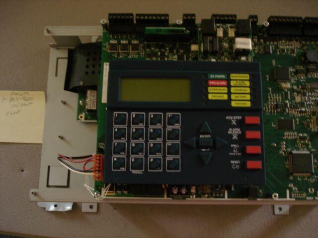 Incredible Fire Alarm Control Panel Type 9600 Basic Electronics Wiring Diagram Wiring Database Gramgelartorg