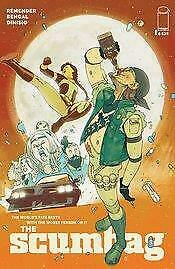 Scumbag #6 Cvr A Bengal (mr) Image Comics Comic Book