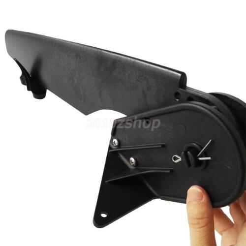 Starken Nylon Kajak Ruder Schutz Sicherung Rest Rack Stand 2pcs Schrauben