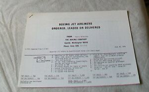 BOEING-JET-AIRLINERS-ORDERED-LEASED-DELIVERED-JUNE-30-1976