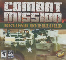 Combat Mission: Beyond Overlord (PC, 2000)