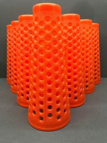 Crafts etc 10 Plastic Cones Yarn//Wool Winding 3.5x7x17cm
