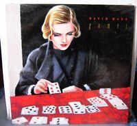 David Mann Games 8 Song 1987 Lp Sealed