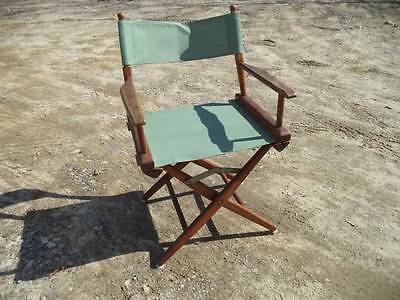Vintage Directors Chair - Studio Chairs Collection On EBay!