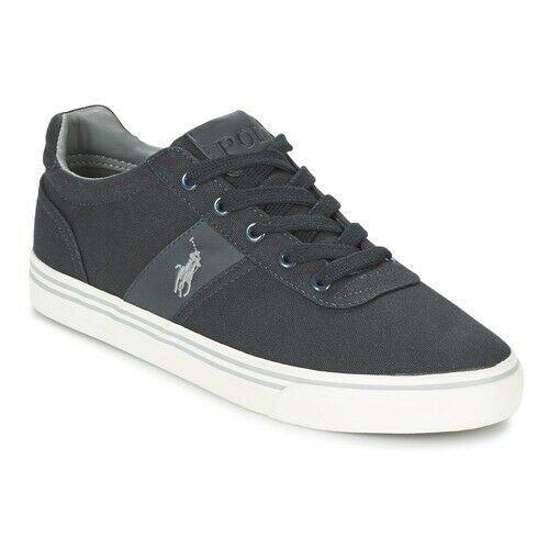 shoes sneakers hanford polo ralph lauren grey 41