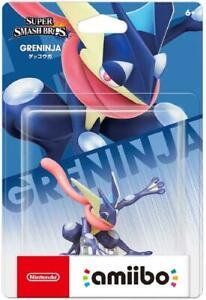 Greninja Nintendo Amiibo - Brand New - Region Free - Factory Sealed