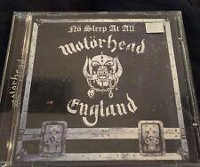 MOTORHEAD NO SLEEP AT ALL + 2 BONUS TRACKS Ace Of Spades CD Metallica