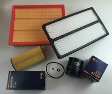 Filtro set/4 x filtro para mercedes vito w638 108 d 110 TD 2.3 V-clase 230 TD