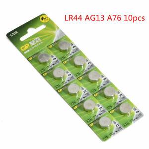 20Pcs-LR44-Button-Battery-1-5V-AG13-GPA76-L1154-Mini-Battery-Coin-Button-Cell