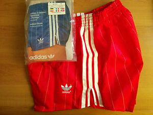 NEW-Adidas-Vintage-Shorts-Santiago-70s-80s-Shiny-Runner-Sprinter-West-Germany