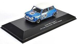 Austin Mini Cooper S Btcc Champion 1969 261 Alec Poole