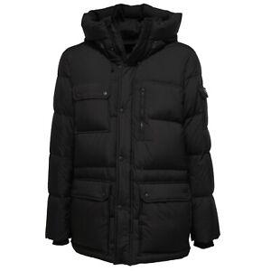 enorme sconto 111d1 76a23 Details about 2760K giubbotto uomo WOOLRICH SIERRA SUPREME BLACK jacket man