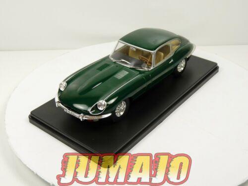 VQ32D Coche 1//24 Salvat Modelos Jaguar E-Type 1962