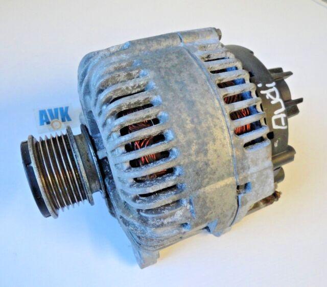 Lichtmaschine Generator 180A, 021903026L Valeo, Audi A6 4F 4F2, 4F5