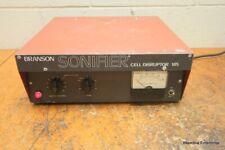 Branson Sonifier Cell Disruptor 185