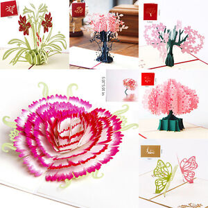 3d pop up cards valentine lovers happy birthday anniversary greeting image is loading 3d pop up cards valentine lovers happy birthday m4hsunfo