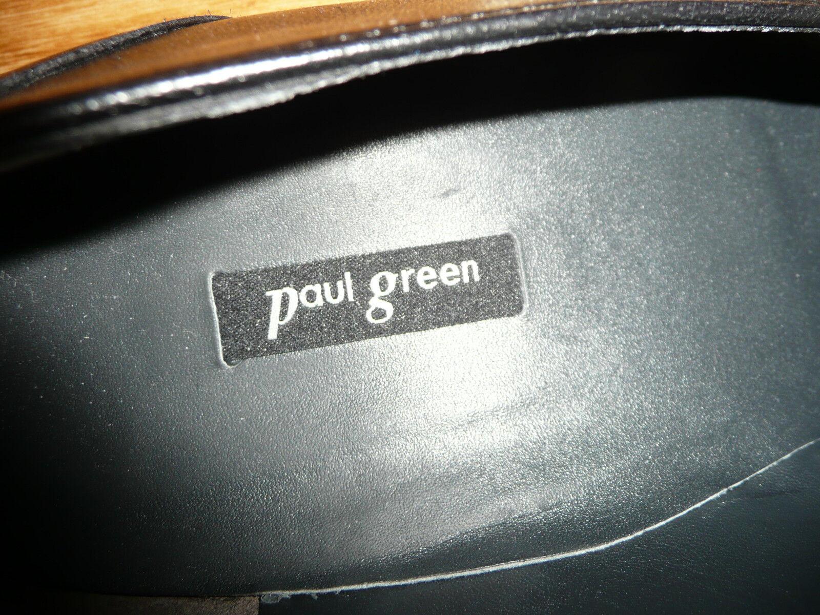 PAUL TOLL GREEN SCHUHE NEU TOLL PAUL 56b7e9