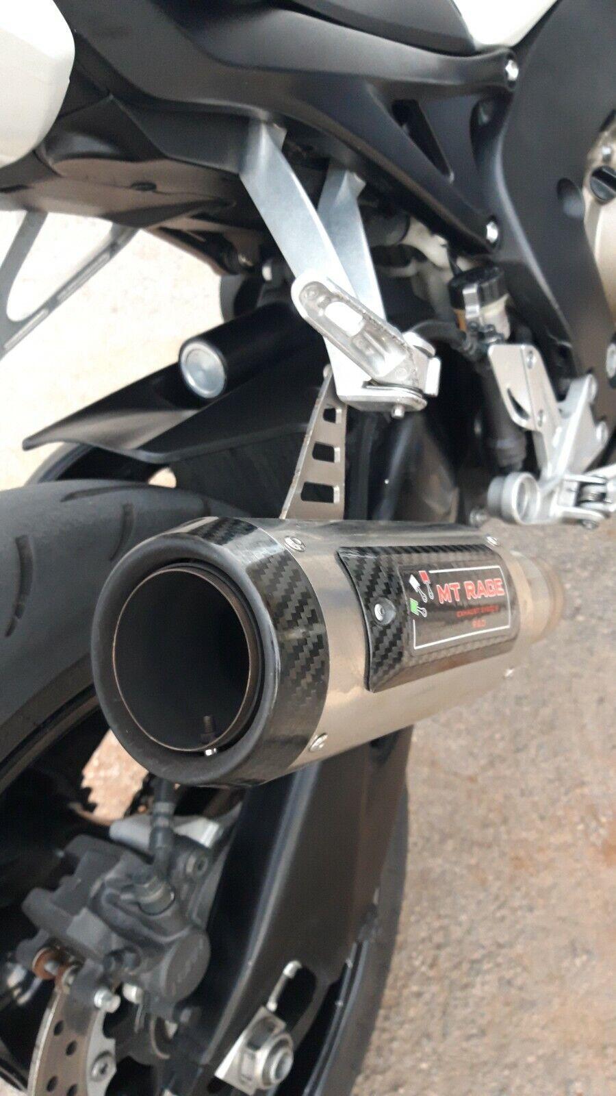 For Honda CBR1000RR 2008 2009 2010 2011 2012 2013 2014 2015 2016 Tubo collegamento collettori di scarico moto CBR 1000RR CBR1000 RR CBR 1000 RR Acciaio inossidabile