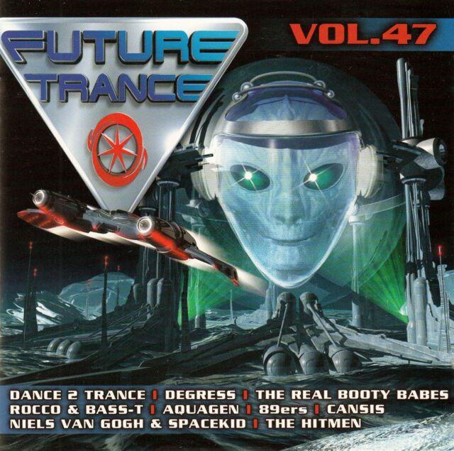FUTURE TRANCE VOL. 47 / 2 CD-SET - TOP-ZUSTAND