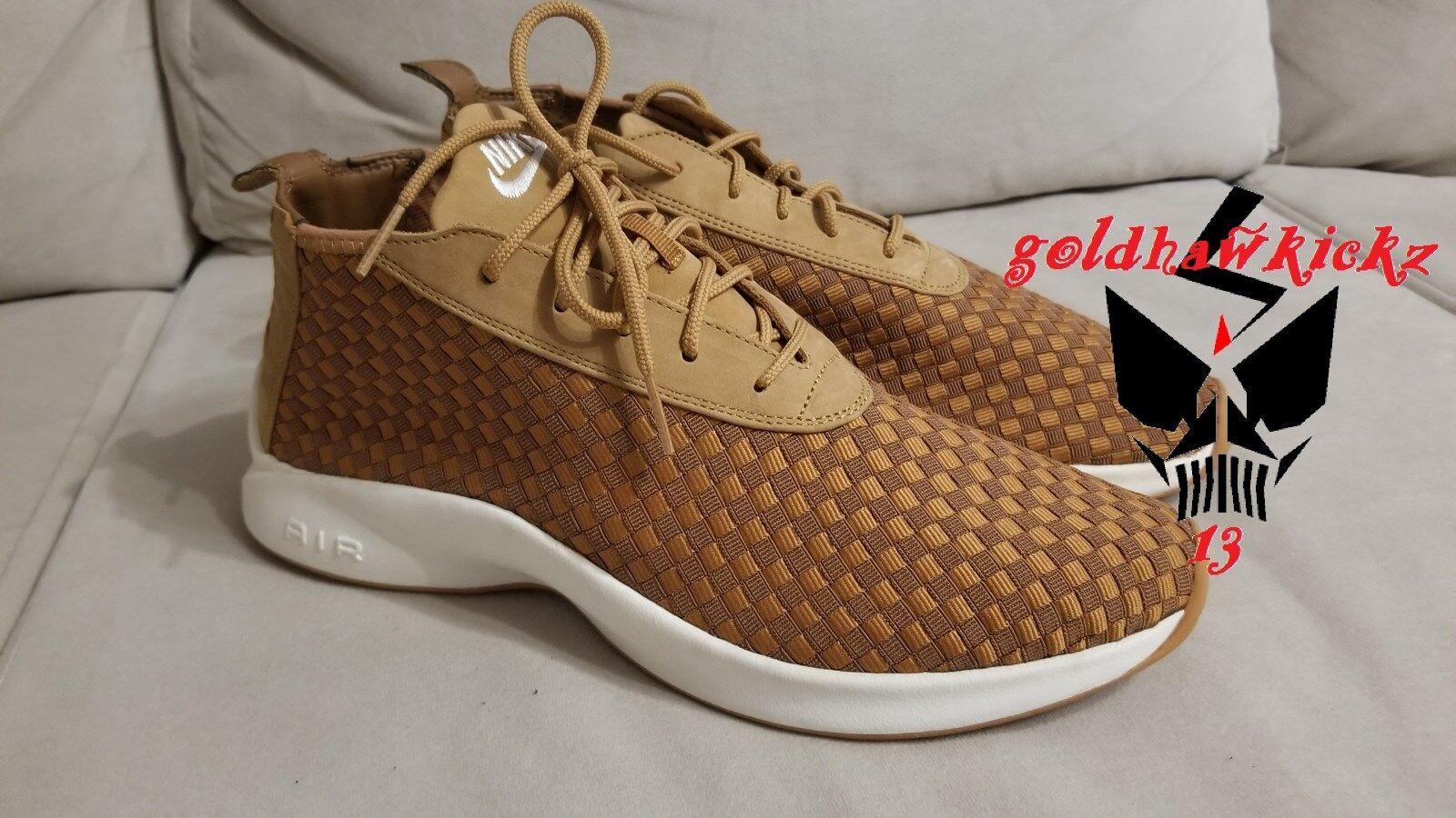 Nike air woven boot 924463 200 flax ale brown sail gum med brown HTM nikelab
