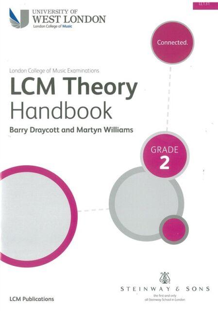 LCM London College Of Music Theory Handbook Grade 2