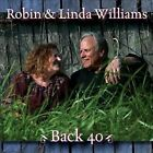 Back 40 * by Robin & Linda Williams (Guitar) (CD, Oct-2013, Red House)